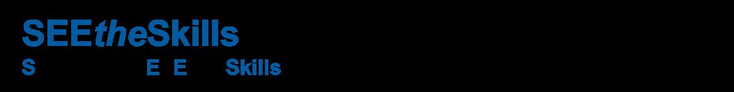 Voorlopig logo SEEtheSkills